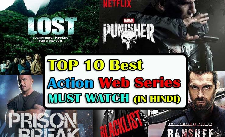 Best Action Web Series (HINDI DUBBED) | That You Must Watch