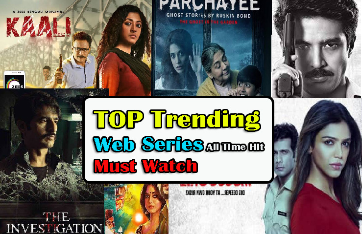 Top trending web series | 10 popular web series That You Should Never miss
