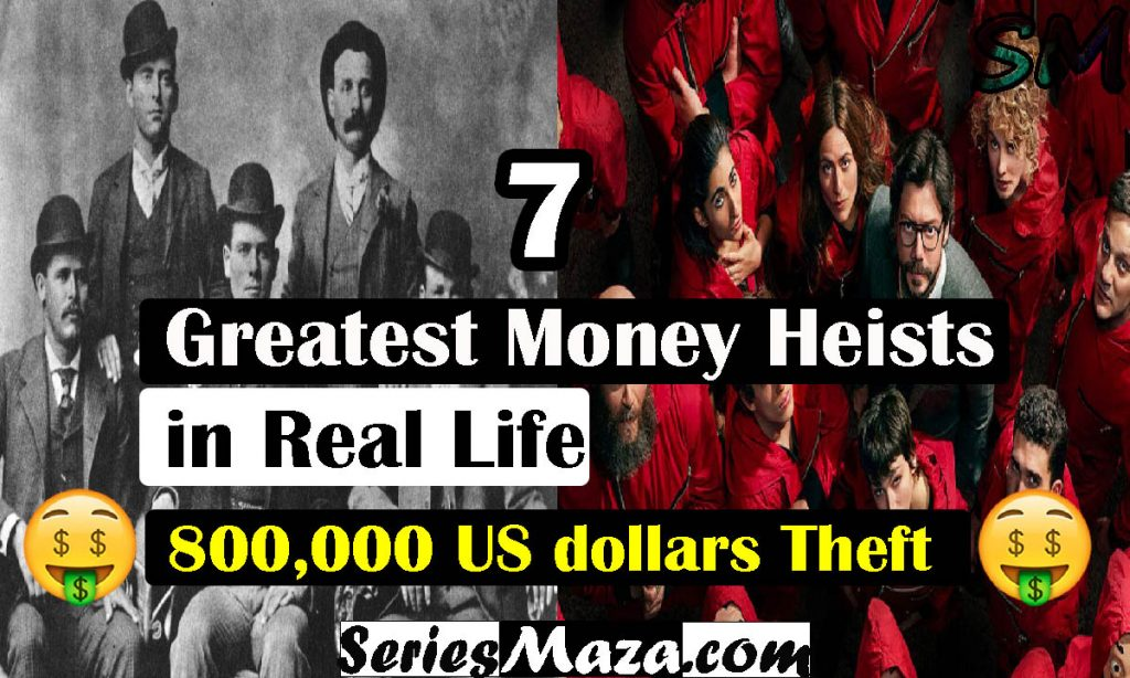 Money Heists in Real Life