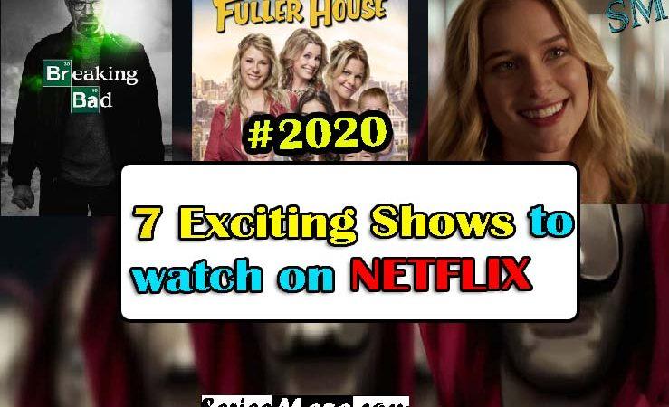 Best Netflix series, best shows on Netflix, good shows on Netflix, best TV shows on Netflix, top netflix shows, popular Netflix shows