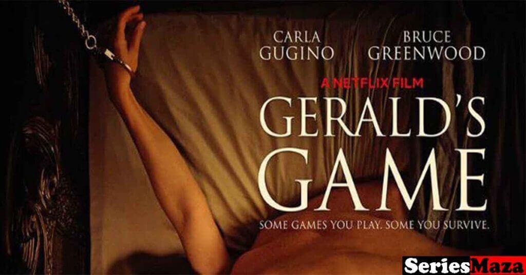 Geralds Game Netflix, Geralds Game Netflix Cast, Geralds Game Netflix Review, Geralds Game Netflix Movie Rating, Geralds Game Netflix Full Movie, Netflix film Geralds Game,